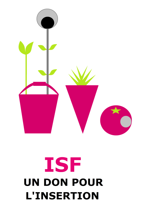 ISF Un don pour l'insertion
